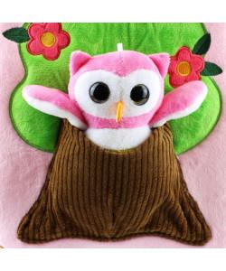 3D Owl from a Trunk School Bag-FOBP2003