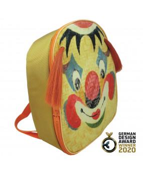 Vibrant Clown Face-Off Backpack-FOBP2021