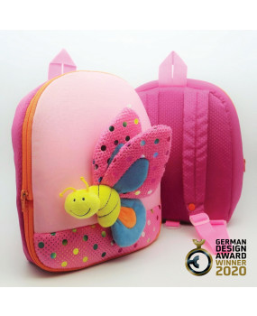3D Butterfly in the Air Backpack-FOBP2002