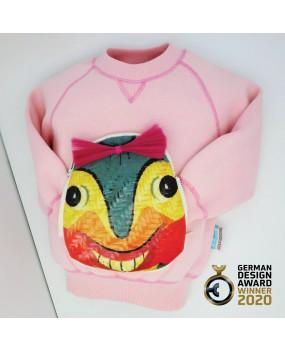 Vibrant Flyer Face-Off Sweatshirt-FOS2031