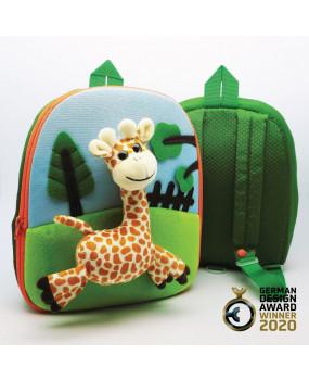 3D Giraffe in the Open Backpack-FOBP2006