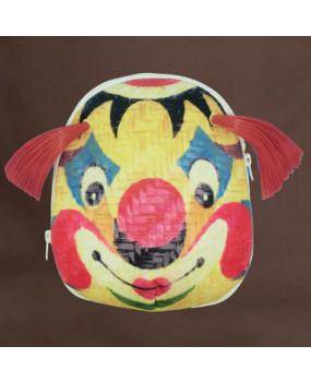 Apron ∙ Vibrant Clown Face-Off Apron-FOAP2275