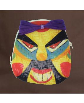 Apron ∙ Vibrant Pirate Face-Off Apron-FOAP2278