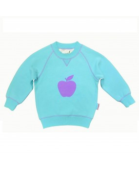 fun to wear sweatshirt with milk cow toy - FWS1723
