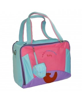 100% machine washable nursery bag - MB32