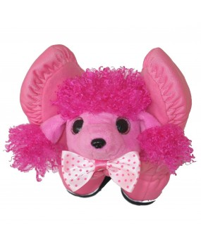 playful mittens with poodle toy - M31