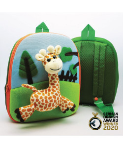 3D长颈鹿背包-FOBP2006