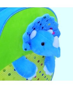 3D三角恐龙可拆卸拉杆背包-TBP2048
