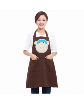 围裙 ∙ 猴子变脸围裙-FOAP2272