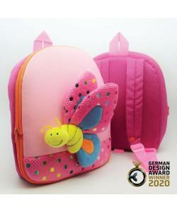 3D大彩蝶背包-FOBP2002