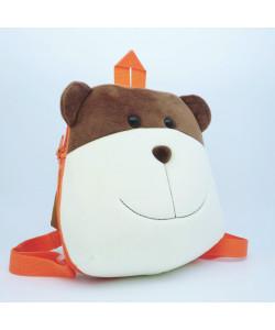 3合1忠義熊雙面小書包-FOBP2010