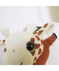 俏皮手套附長頸鹿玩偶 - M34